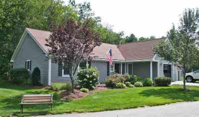 Merrimack County Rental For Rent: 315 Meetinghouse Way