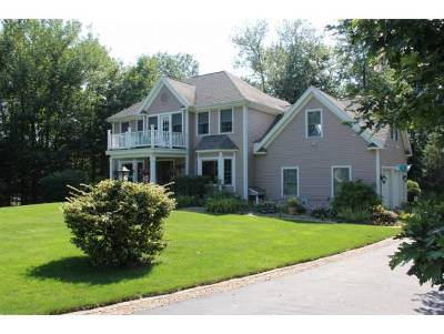 Concord Single Family Home Active Under Contract: 3 Checkerberry Lane