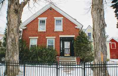 St. Albans City Single Family Home Active Under Contract: 41 Lincoln Avenue