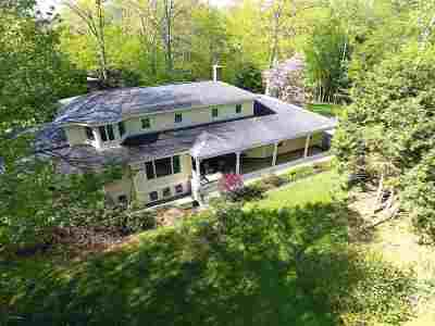 Lyme Single Family Home For Sale: 7 Tavern Lane