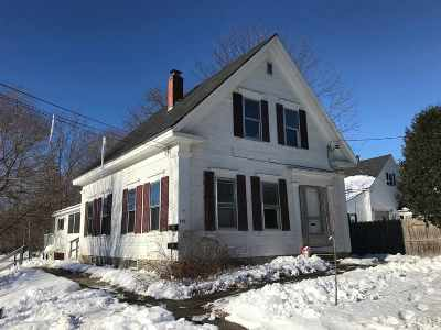Belknap County Rental For Rent: 378 Elm Street #2