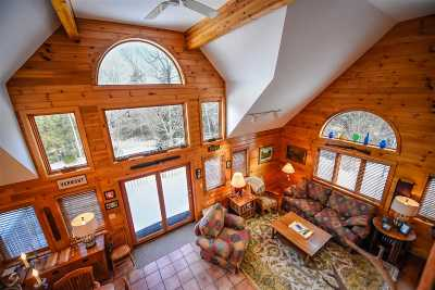 Whiting Single Family Home For Sale: 1974 Vt Rte 8a
