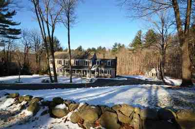 Bedford Single Family Home For Sale: 137 Campbell Road