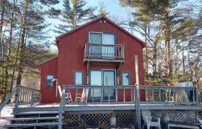 Haverhill NH Single Family Home For Sale: $120,000