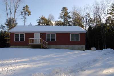 Belknap County Single Family Home For Sale: 14 Westchester Park Park