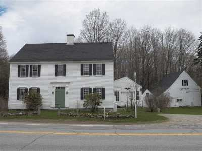 Merrimack County Single Family Home For Sale: 642 Old Turnpike Road