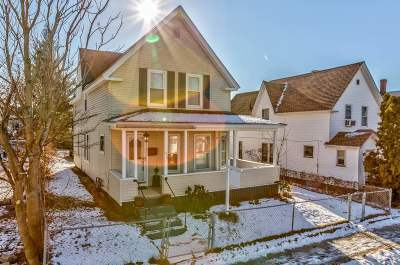 Manchester Single Family Home For Sale: 679 Auburn Street