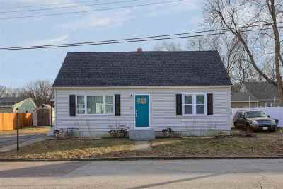 Nashua Single Family Home Active Under Contract: 61 Saint Camille Street