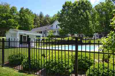 Tuftonboro Single Family Home For Sale: 2 Hodges Drive