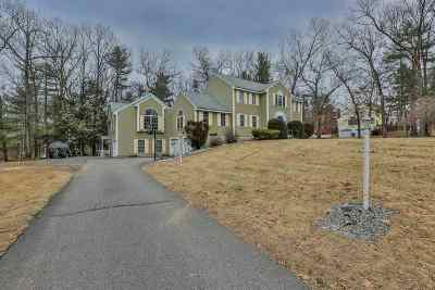 Hudson, Litchfield, Nashua, Londonderry Single Family Home For Sale: 16 Quentin Drive