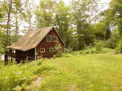 Chittenden County Single Family Home For Sale: 567 Sunset Lane West