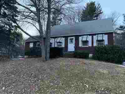Strafford County Single Family Home For Sale: 58 Prospect Street