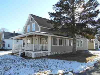 Milford Single Family Home Active Under Contract: 50 Knight Street