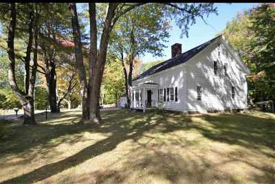 Belmont Single Family Home For Sale: 71 Plummer Hill Road