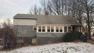 Belknap County Single Family Home For Sale: 18 Wilson Court
