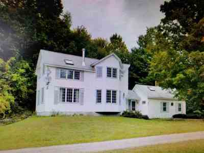 Wentworth Single Family Home For Sale: 38 Pond Brook Road