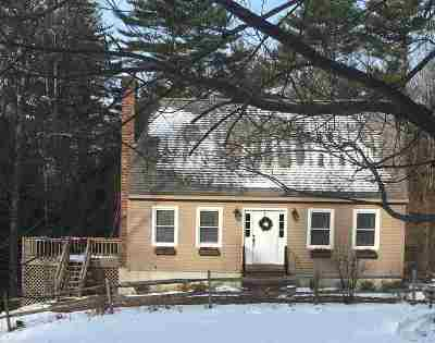 Carroll County Single Family Home For Sale: 7 Sleepy Hollow