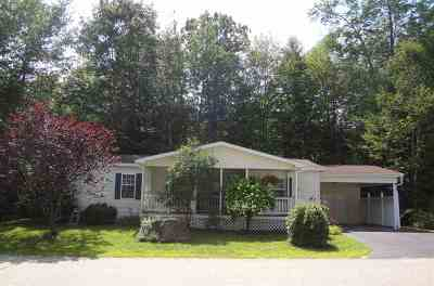 Laconia Mobile/Manufactured Active Under Contract: 255 Wellington Drive