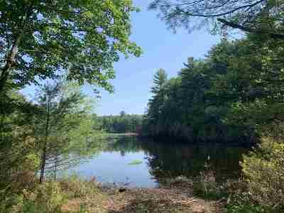 Goffstown Residential Lots & Land For Sale: East Dunbarton Road