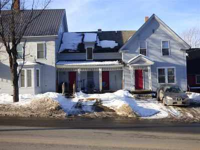 Hardwick Multi Family Home For Sale: 270 South Main Street