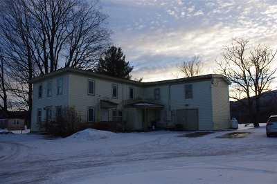 Johnson Multi Family Home For Sale: 993 Vt 15e Route