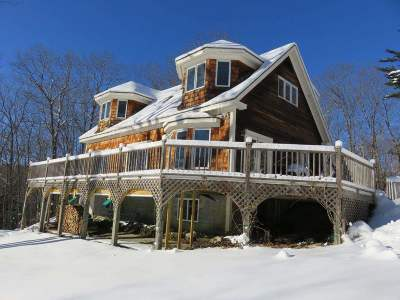 Grafton Single Family Home Active Under Contract: 366 Cherry Hill Road