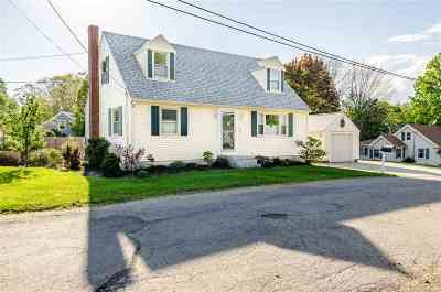 Portsmouth Single Family Home For Sale: 5 Central Avenue