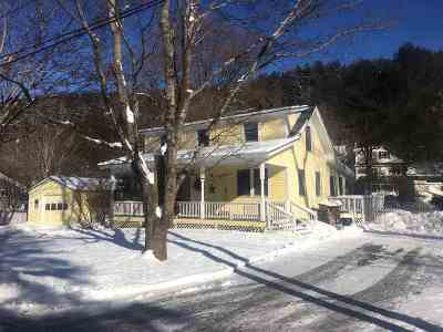 Woodstock Single Family Home Active Under Contract: 8 Maple Street