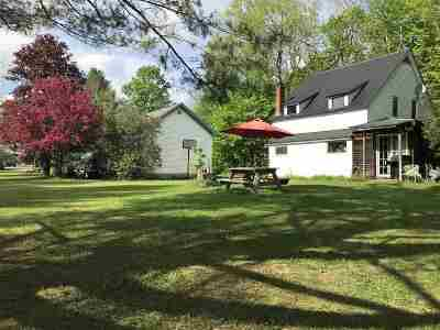 Morristown Single Family Home Active Under Contract: 291 Stagecoach Road