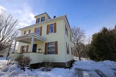 Single Family Home Sold: 190 Highland Street