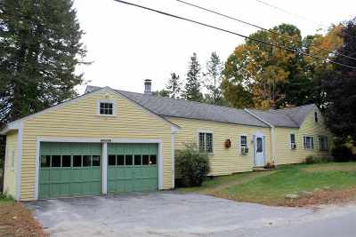 Hopkinton Single Family Home Active Under Contract: 405 Stickney Hill Road