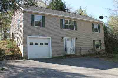 Barnstead Single Family Home For Sale: 1191 Suncook Valley Road