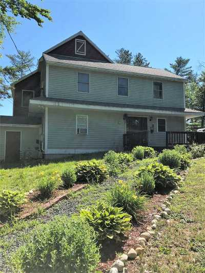 Campton Single Family Home For Sale: 3 Pine Cove Road