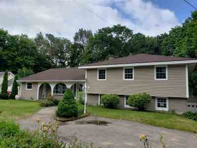 Belknap County, Carroll County, Cheshire County, Coos County, Grafton County, Hillsborough County, Merrimack County, Rockingham County, Strafford County, Sullivan County Single Family Home For Sale: 91 Merrimac Street