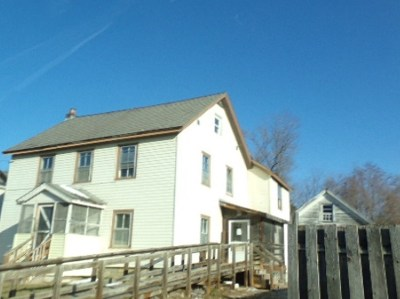 Rutland VT Single Family Home For Auction: $29,400