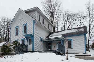 Henniker Single Family Home Active Under Contract: 62 Water Street