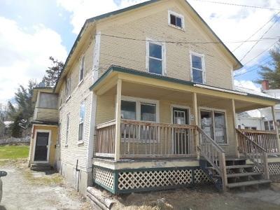 Richford Multi Family Home For Sale: 26 Troy Street