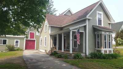 Pittsfield Single Family Home Active Under Contract: 33-35 S Main Street