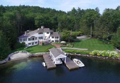 Wolfeboro Single Family Home For Sale: 99 107 Springfield Point Road