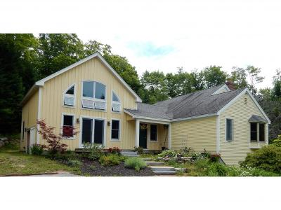 Waterville Valley Single Family Home For Sale: 156 Boulder Path Road
