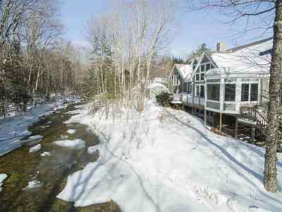Waterville Valley Single Family Home For Sale: 73 West Branch Road