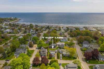 Single Family Home For Sale: 9 Surf Lane
