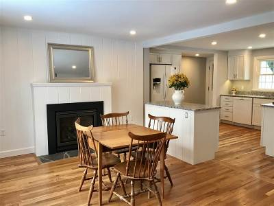 Hanover NH Single Family Home For Sale: $839,000