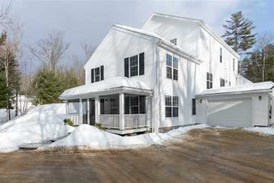 Center Harbor Single Family Home Active Under Contract: 16 Tufts Lane