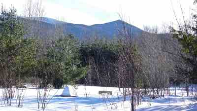Waterville Valley Residential Lots & Land For Sale: 49 West Branch Road