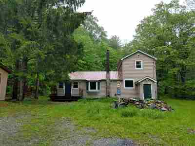 Poultney Single Family Home For Sale: 1953 Morse Hollow Road