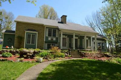 Highgate Single Family Home For Sale: 399 Country Club Road