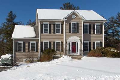 Bedford Single Family Home For Sale: 47 Winding Road