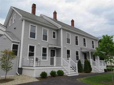 Exeter Condo/Townhouse For Sale: 38 South Street