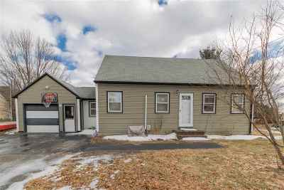 Somersworth Single Family Home For Sale: 19 Guy Street